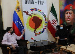 Iran-Venezuela ties offering anti-unilateralism model: envoy