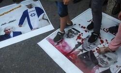 الأمن الموريتاني يفرق مظاهرة مناهضة للتطبيع مع الکیام الصهیوني