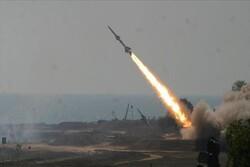 المقاومة الفلسطينية تقصف الأراضي المحتلة بغارة صاروخية