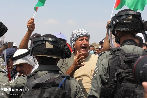Palestine not to give up resistance against Israeli occupiers