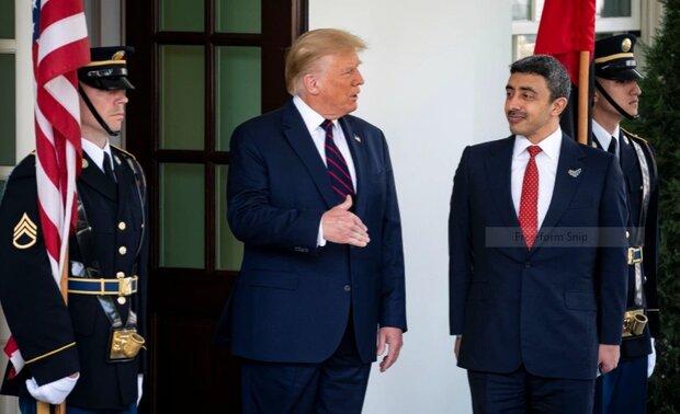 واشنطن تحتضن مراسم توقيع اتفاق الخيانة بين الإمارات والبحرين مع الاحتلال