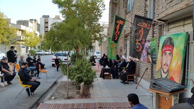 ۱۴ هزار روضه خانگی و ۷۰۰ مراسم تعزیه در ایام محرم و صفر برگزار شد