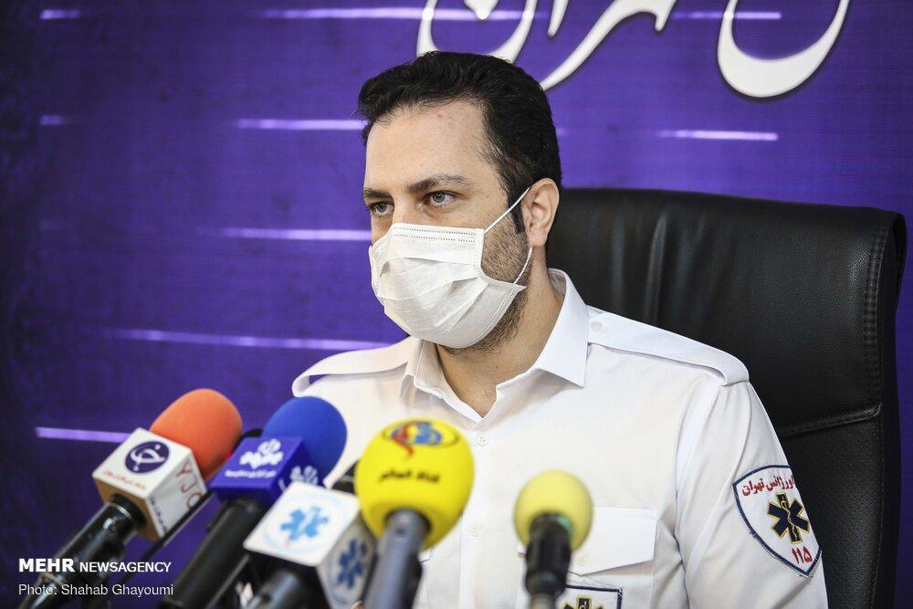 اورژانس تهران به ۳ هزار نیروی عملیاتی نیاز دارد
