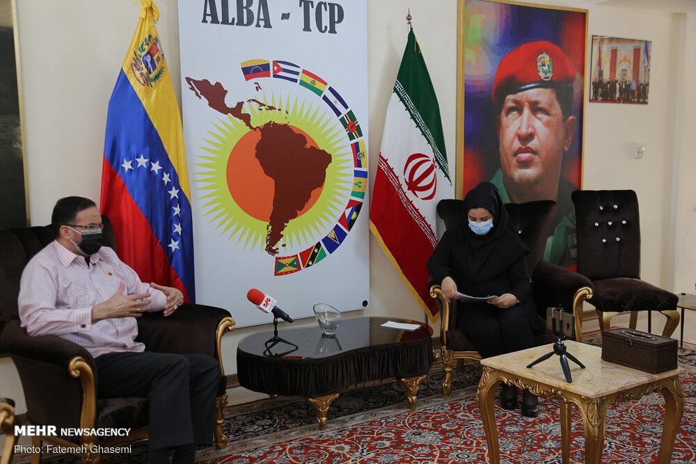 ایران و ونزوئلا دشمن مشترک دارند