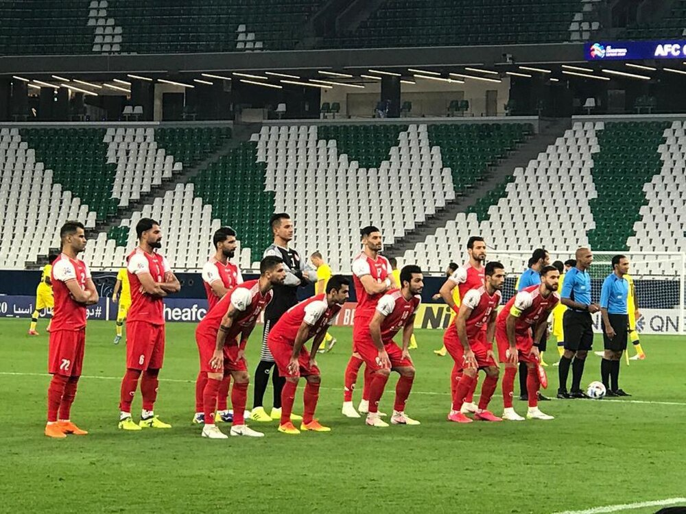 Persepolis needs more time,says coach after edging Al Taawoun