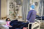 افزایش موارد بستری مبتلا به کرونا در رفسنجان