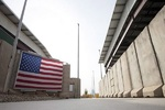 Rocket hits US embassy in Baghdad: report