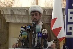 حسين الديهي: إنَّ شعب البحرين يرفض هذا الاتفاق جملةً وتفصيلاً ويعتبره خيانةً عظمى للمصلحة الاسلامية
