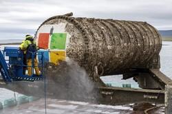 خنک کردن پایگاههای داده با انتقال به زیر آب دریا جواب داد