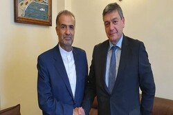 Iran, Russia stress coop. to counter US in Central Asia