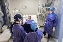 شلوغی بیمارستان ولی عصر(عج) بیرجند/ مردم کرونا را جدی بگیرند