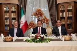İran'ın Ankara Büyükelçisi İBB Başkanı İmamoğlu ile görüştü