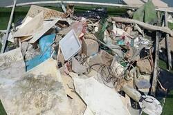دریاچه آزادی پاکسازی شد/ خداحافظی رئیس فدراسیون نجات غریق