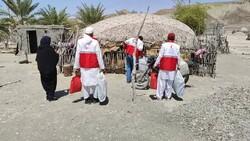 توزیع ۱۲۵ بسته بهداشتی میان اهالی منطقه جانوری
