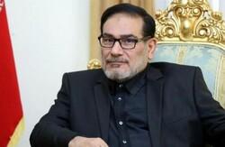 وزير الخارجية السوري سیلتقي شمخاني في طهران