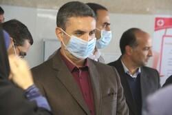 تعداد تختهای بیمارستانی استان مرکزی دوبرابر افزایش یافته است