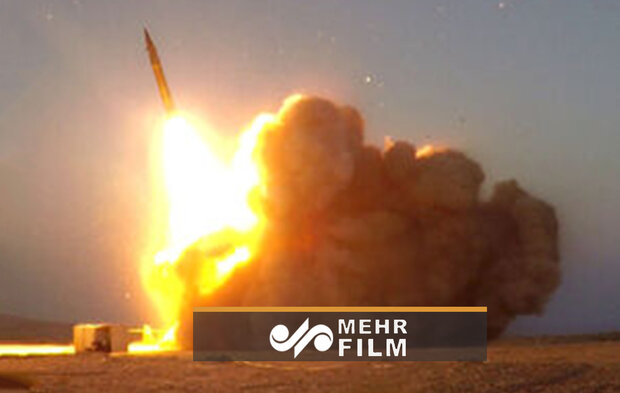 VIDEO: Resistance launches missile attacks against Zionists
