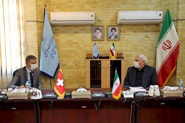 Tehran,Geneva discuss boosting coop. via  joint museums