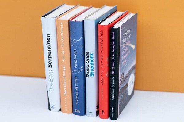 فینالیستهای جایزه کتاب آلمان معرفی شدند
