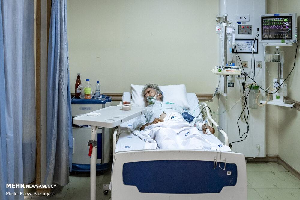 شناسایی ۱۰۴۸۵ بیمار جدید کرونایی/۱۳۶ نفر دیگر فوت شدند