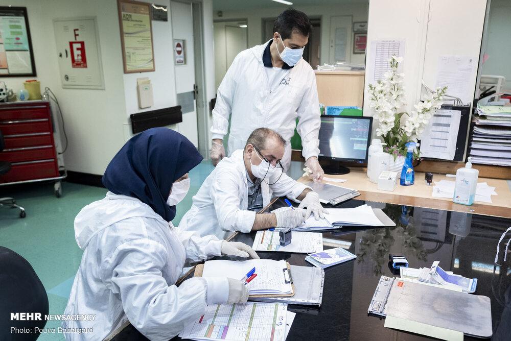 خدمات بسیج جامعه پزشکی به مردم محروم در ۷ استان