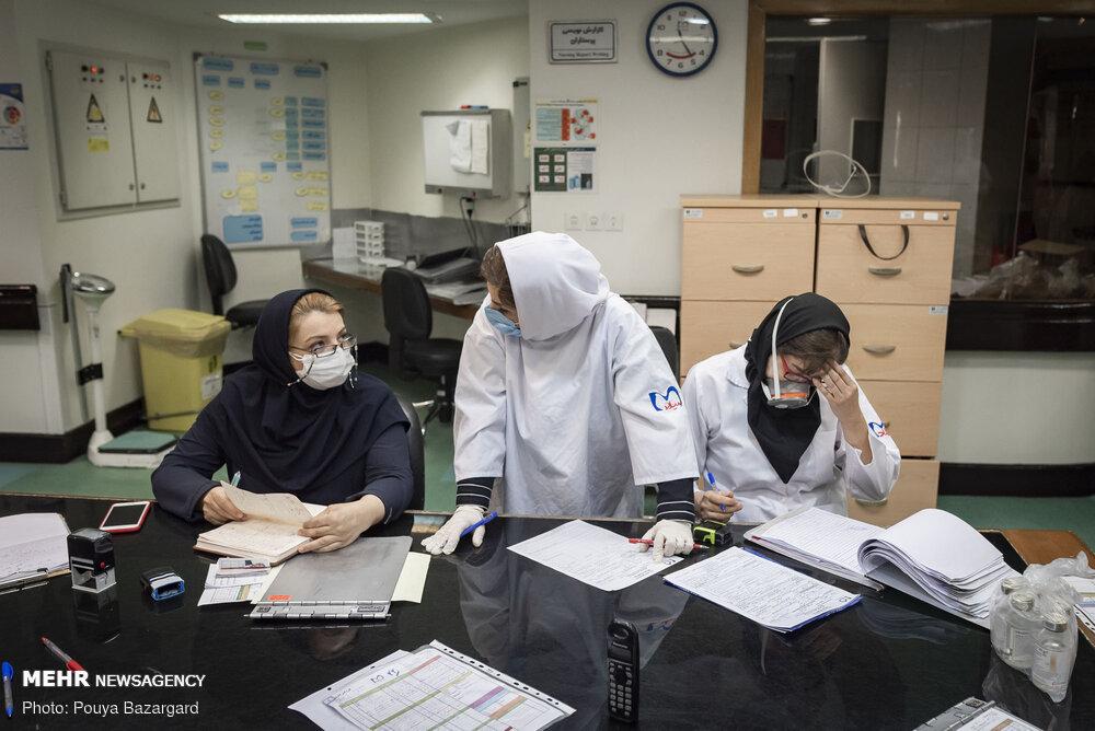 بیمارستانها چگونه از پیک پنجم نجات یافتند/ علت افزایش قارچ سیاه