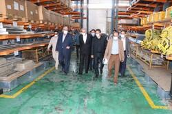 ۲۱۵ واگن قطار شهری تبریز از داخل کشور تامین میشود