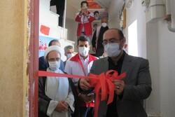 افتتاح خانه هلال درجزین/ ۳ خانه هلال دیگر راهاندازی میشود
