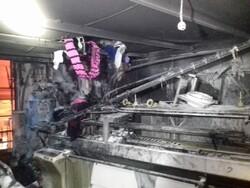 انفجار در منزل مسکونی خیابان چهارباغ خواجو / سوختگی ۲ سالمند