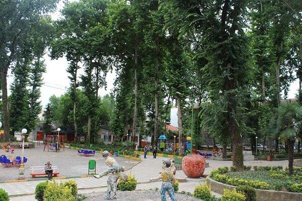 حال ناخوش پارک شهر فومن/ هیچ کس پاسخگوی مردم نیست
