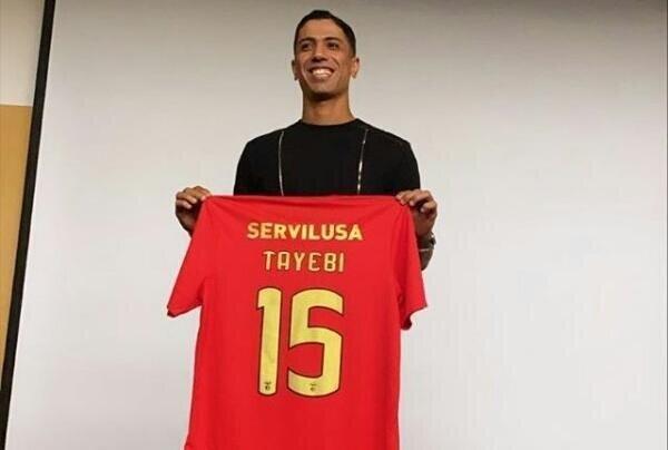 در مراسم معارفه اولین بازیکن ایرانی تیم بنفیکا پرتغال چه گذشت؟