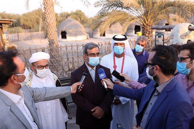اجرای طرح بزرگ بوم گردی روستایی در کیش با محوریت روستای باغو