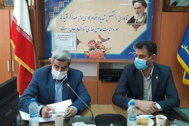 کمیته امداد و دامپزشکی استان سمنان تفاهمنامه امضا کردند