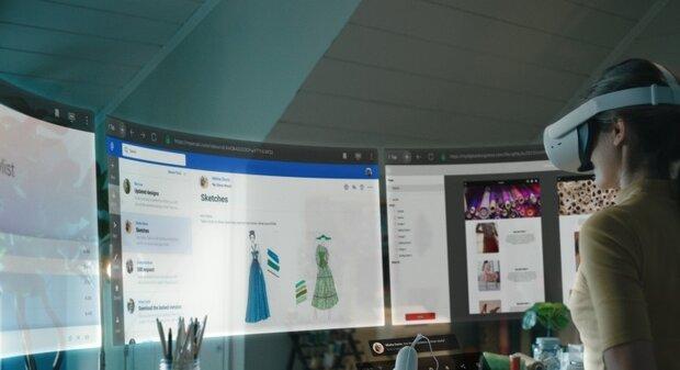 نرم افزار واقعیت مجازی خانه را به محل کار تبدیل می کند