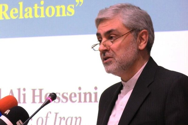 Iran urges termination of foreign interference in Afghanistan