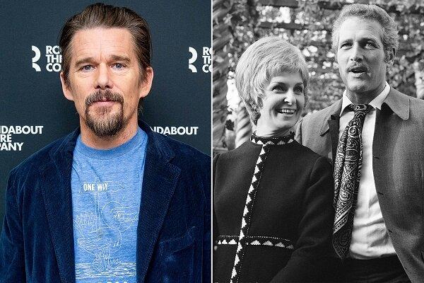 ایتن هاوک مستند میسازد/ زندگی پل نیومن و همسرش در یک فیلم