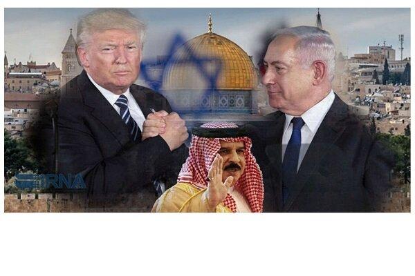 رژیم آل خلیفه حتی اعتراضات حمایت از فلسطین را سرکوب می کند