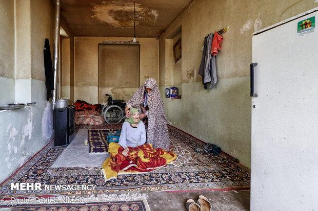 ضربالاجل ۳ ماهه رئیسی برای حل مشکل مسکن روستای «شیخشبان»