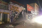 انفجار در یک مؤسسه آمریکایی در نجف/ صدای انفجار در بغداد شنیده شد
