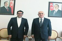 Iran, Azerbaijan Republic eager to boost economic coop.