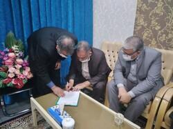 تفاهم نامه تحویل دانشگاه فرهنگیان کاشان به امضا رسید