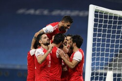 Persepolis repeats victory against Al Taawoun