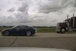 راننده خودروی خودرانی که پشت فرمان خوابیده بود دستگیر شد