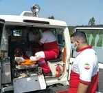 امدادرسانی نیروهای هلال احمر خراسان جنوبی به ۱۷ مورد حادثه
