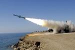 حماس یک موشک از غزه به سمت دریا شلیک کرد