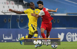 VIDEO: Persepolis-Al Taawoun match highlights