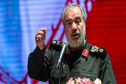 العميد فدوي: سنرد على أمريكا بقوة إذا ارتكبت أية حماقة ضد إيران