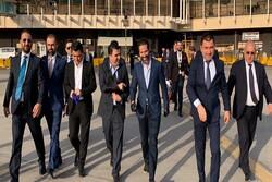 سفر هیات اقلیم کردستان عراق به بغداد