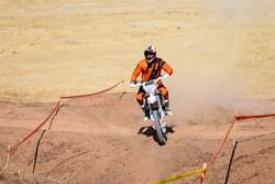 اولین دوره مسابقات موتور اندرو کوهستان در تبریز برگزار شد