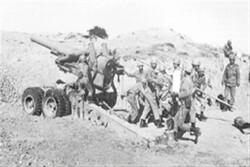 گزارش عملکرد گردان ۳۸۸ توپخانه ارتش در دشت آزادگان سال ۱۳۶۰